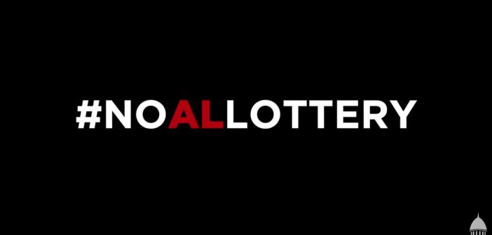 No Alabama Lottery
