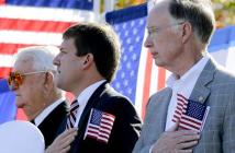 Robert Bentley veterans military