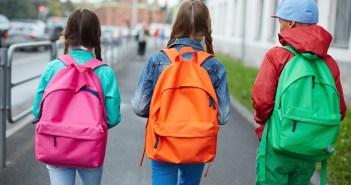 school kids bookbags