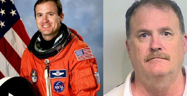 Ex-astronaut James Halsell Jr.