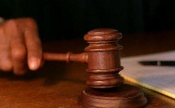 african american judge court gavel