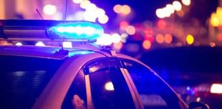 police car cop
