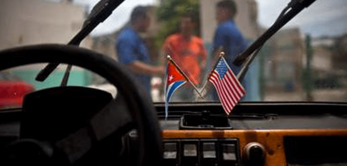 cuba-america-flags-in-car