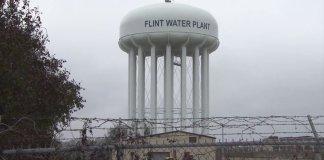 flint-michigan-water-tower