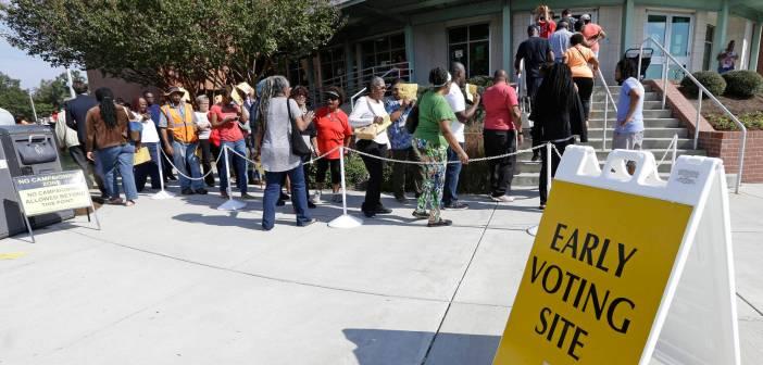 Early Voting North Carolina