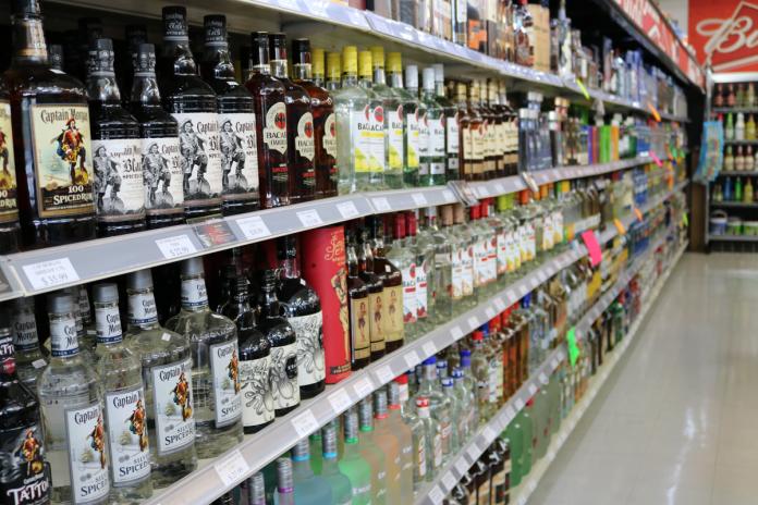 liquor store alcohol