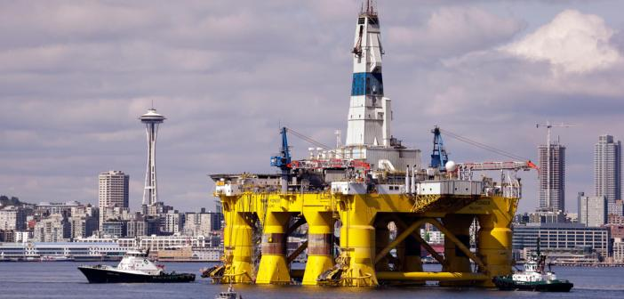 oil drill in Seattle