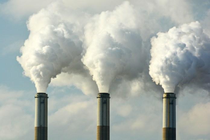 pollution global warming