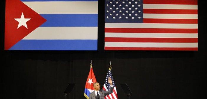 Barack Obama Cuba