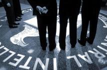 President George W Bush visits CIA Headquarters, March 20, 2001.