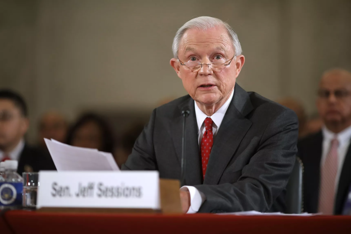 Jeff Sessions confirmation hearing