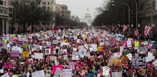 Womens March DC