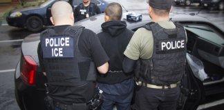 Deportation police ICE
