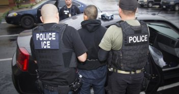 Deportation police ICE