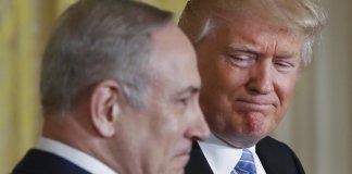 Donald Trump and Netanyahu