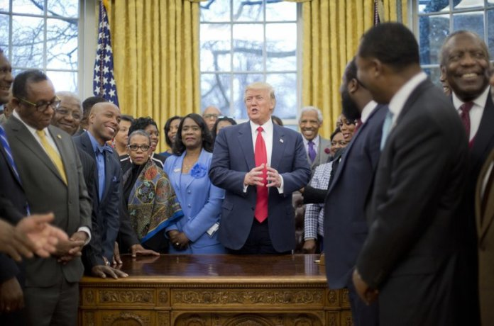HBCUs and Donald Trump