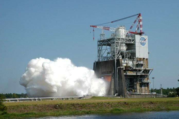 NASA rocket space