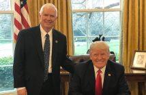Mo Brooks and Donald Trump
