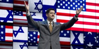 Paul Ryan Israel