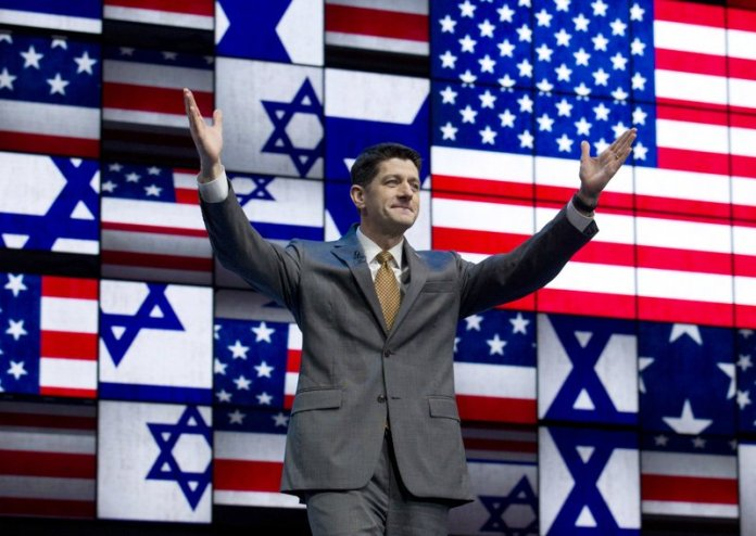 Paul Ryan Israel