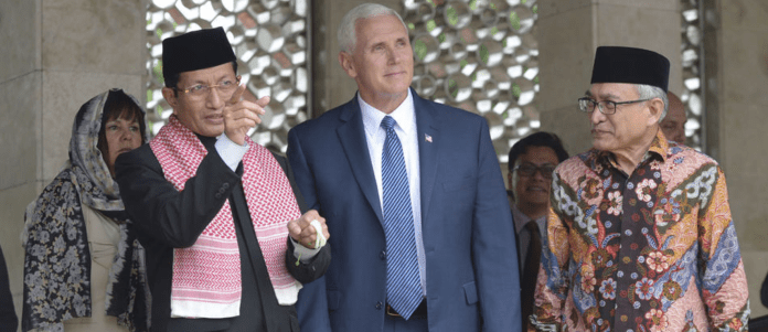 Mike Pence Indonesia