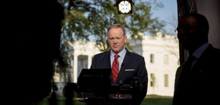 Sean Spicer 1