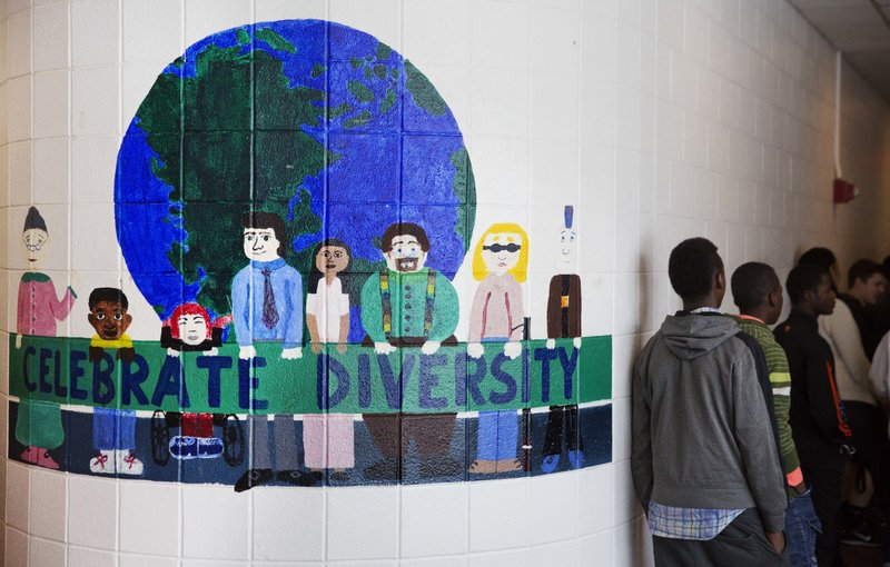 celebrate diversity at school