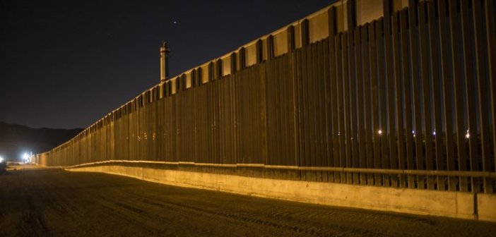 immigration border wall