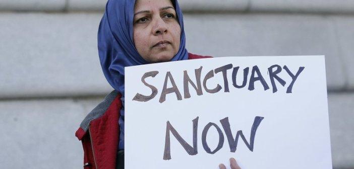 immigration sanctuary now
