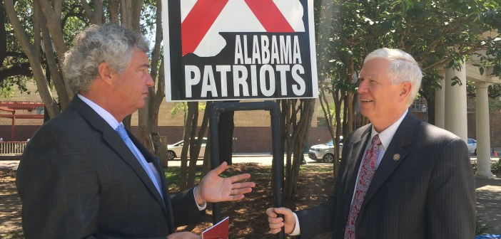 Alabama Patriots and Mo Brooks