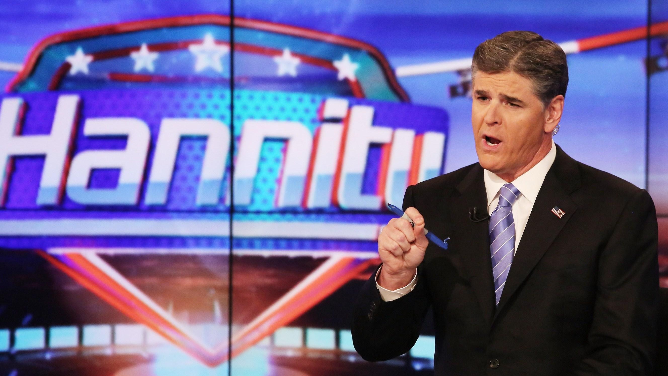 Sean Hannity endorses Mo Brooks for Alabama U S  Senate seat