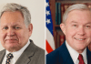 Jim Zeigler and Jeff Sessions