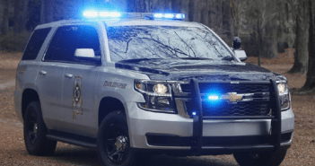 Alabama Law Enforcement Agency ALEA car