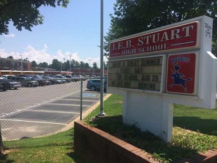 JEB Stuart School