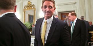 Jeff Flake, Richard Shelby