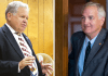 Jim Zeigler and Luther Strange