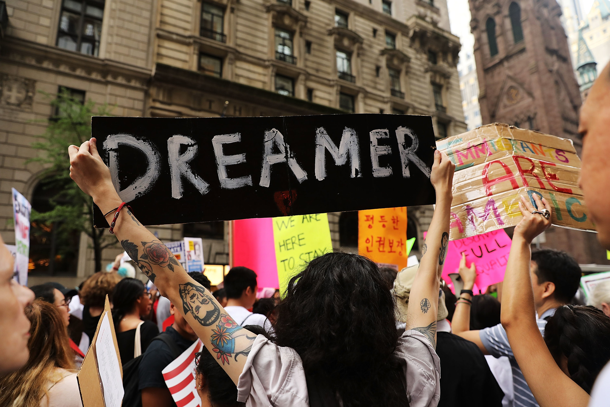 Trump's Plan Has Always Been To Deport The Dreamers Then Blame Democrats