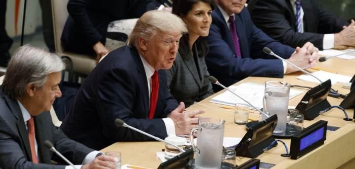 Donald Trump_UN