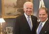 Joe Biden and Doug Jones