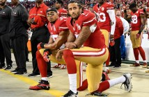 NFL kneeling during national anthem