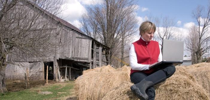 Rural broadband internet