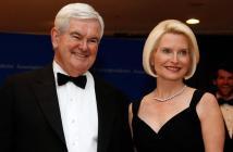 Newt and Callista Gingrich