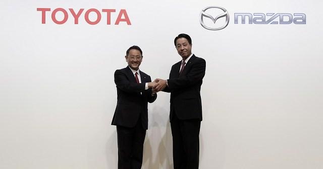 Toyota Mazda Feature