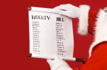 Naughty and Nice List