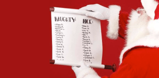 Naughty and Nice List