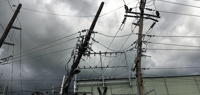 Puerto Rico power line