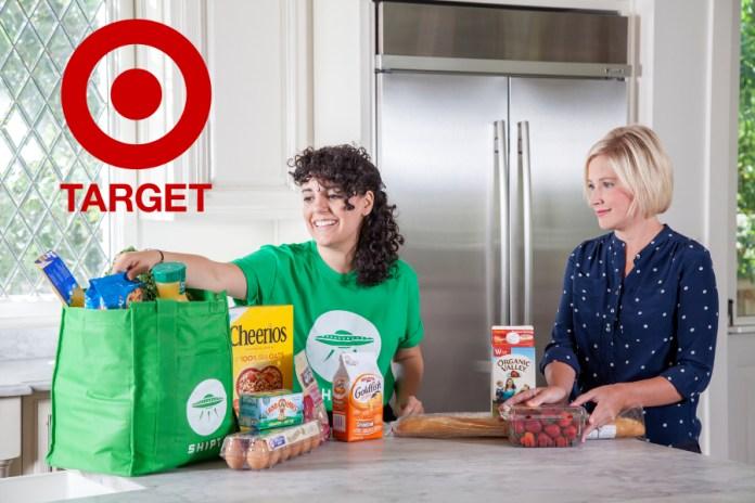 Target Shipt
