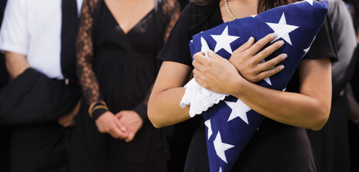 Doug Jones: Ending the Military Widows Tax is the right thing to do