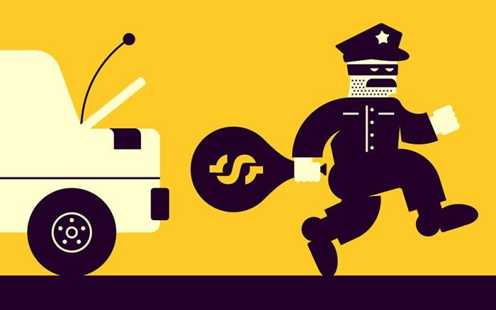 Civil asset forfeiture