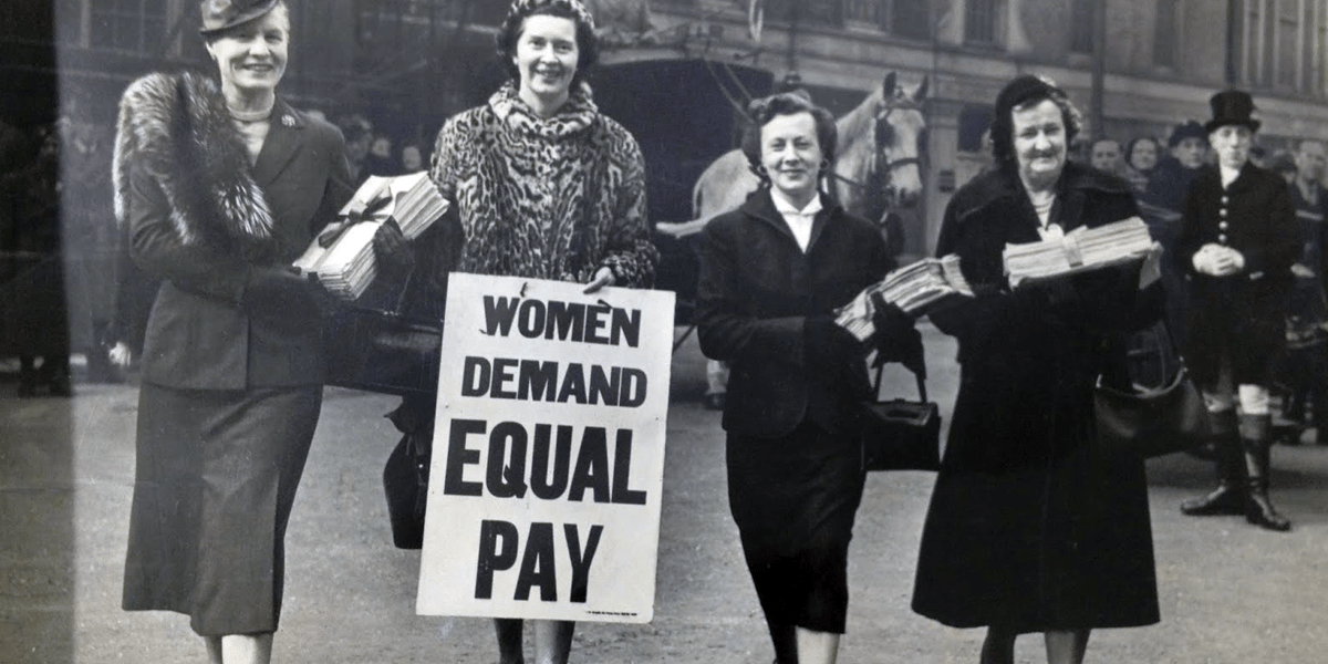 the issue of equal payment as a discrimination against women in the workforce It is a measure of women's overall position in the paid workforce and does not   discrimination and bias in hiring and pay decisions  data in different ways to  uncover different pay equity issues and take action at all levels of the  organisation.